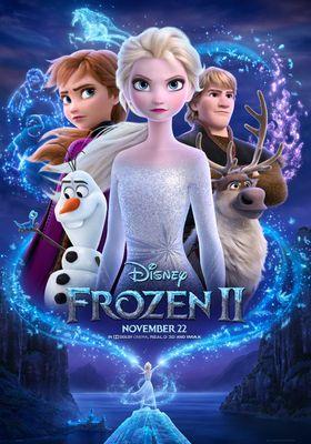 『アナと雪の女王2 』のポスター
