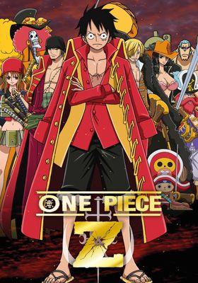 One Piece Film: Z's Poster