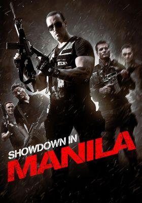 Showdown In Manila's Poster