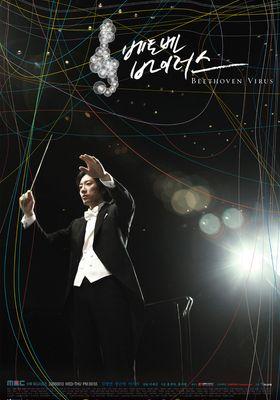 『ベートーベン・ウィルス 愛と情熱のシンフォニー』のポスター