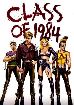 Class of 1984's Poster