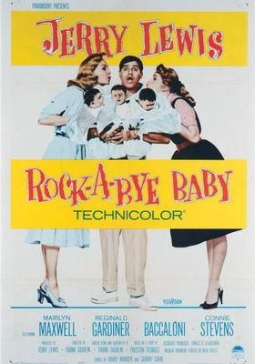 Rock-a-Bye Baby's Poster