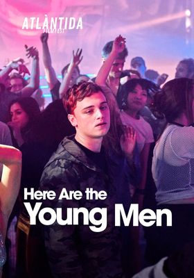 Here Are the Young Men's Poster