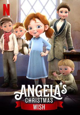 Angela's Christmas Wish's Poster