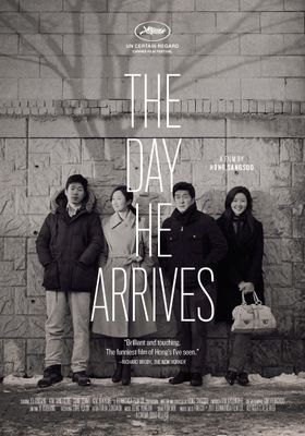 The Day He Arrives's Poster