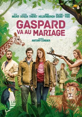 Gaspard at the Wedding's Poster