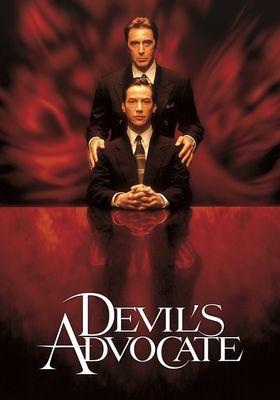 The Devil's Advocate's Poster