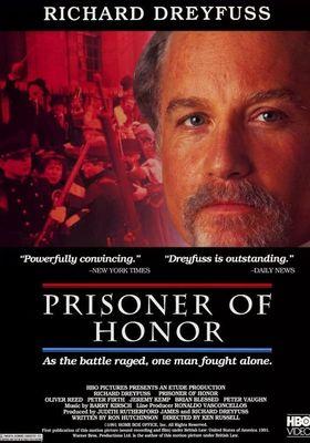 Prisoner of Honor's Poster