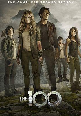 The 100 Season 2's Poster