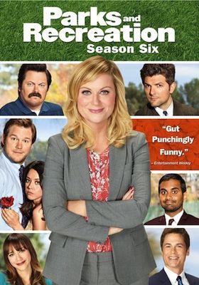『パークス・アンド・レクリエーション シーズン6 (原題)』のポスター