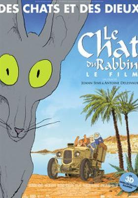 The Rabbi's Cat's Poster