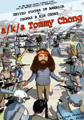 a/k/a Tommy Chong's Poster