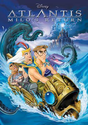 Atlantis: Milo's Return's Poster