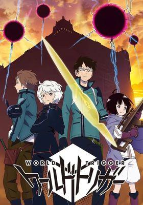 World Trigger Season 1's Poster