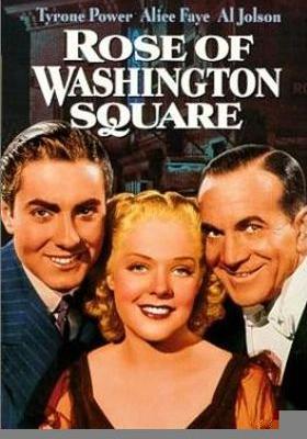 로즈 오브 워싱턴 스퀘어의 포스터