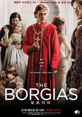 The Borgias Season 1's Poster