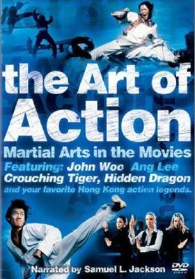 The Art of Action: Martial Arts in Motion Picture's Poster