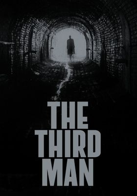 The Third Man's Poster