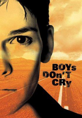 『ボーイズ・ドント・クライ』のポスター