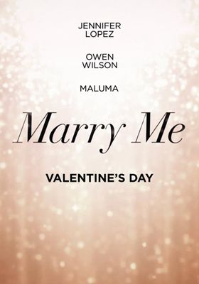 Marry Me's Poster