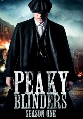 『ピーキー・ブラインダーズ シーズン1』のポスター