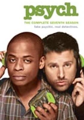Psych Season 7's Poster