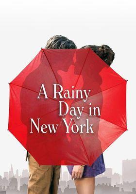 레이니 데이 인 뉴욕의 포스터