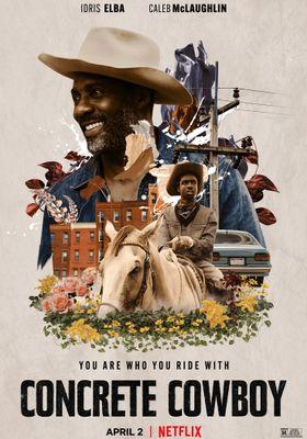 Concrete Cowboy's Poster