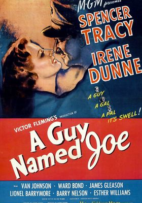 A Guy Named Joe's Poster