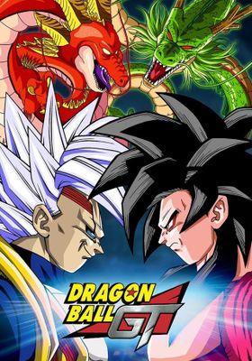 Dragon Ball GT 's Poster