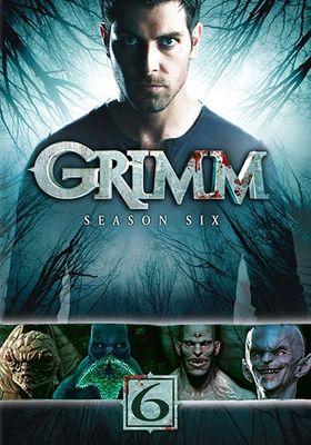 『GRIMM/グリム ファイナル・シーズン』のポスター
