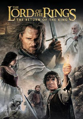 The Lord of the Rings: The Return of the King's Poster