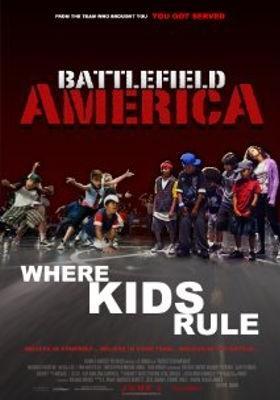 비보이 배틀 아메리카의 포스터