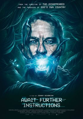 Await Further Instructions's Poster