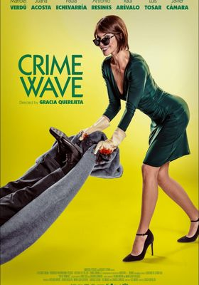 Crime wave's Poster