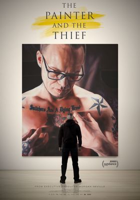 The Painter and the Thief's Poster