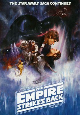 『スター・ウォーズ エピソード5/帝国の逆襲』のポスター