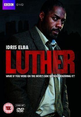 『LUTHER/刑事ジョン・ルーサー1』のポスター