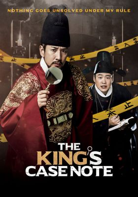 The King's Case Note's Poster