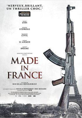 프랑스 대테러의 포스터