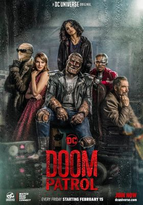 Doom Patrol Season 1's Poster