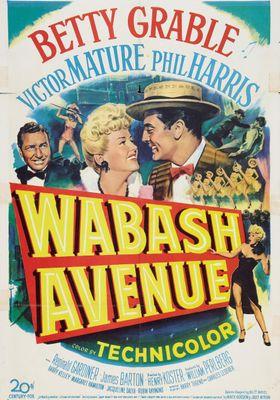 와바시 애비뉴의 포스터