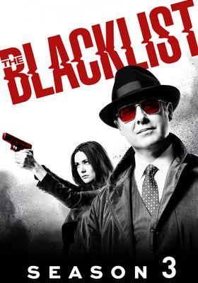『ブラックリスト シーズン3』のポスター