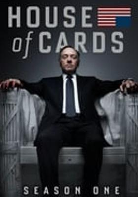 House of Cards Season 1's Poster