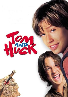 Tom and Huck's Poster