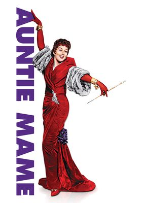 Auntie Mame's Poster