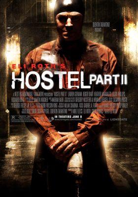 『ホステル2』のポスター