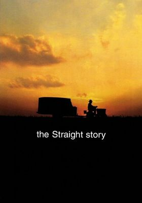 스트레이트 스토리의 포스터