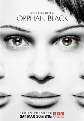 Orphan Black Season 1's Poster