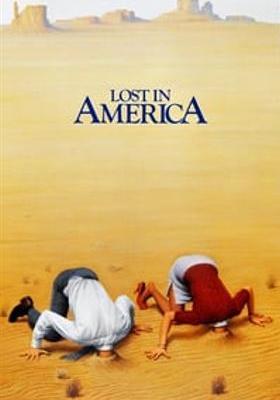 로스트 인 아메리카의 포스터
